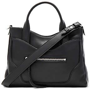 Elizabeth and James Andie Satchel Bag in Black.