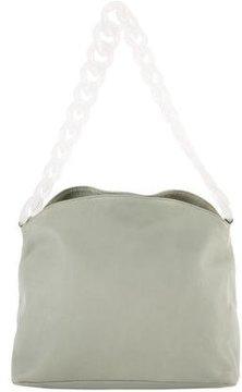 Giorgio Armani Chain-Link Handle Bag