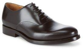 Valentino Classic Leather Oxfords