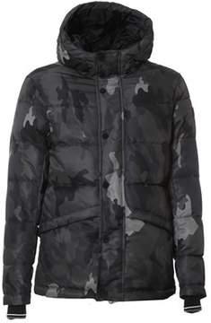 Rossignol Men's Grey Polyamide Outerwear Jacket.