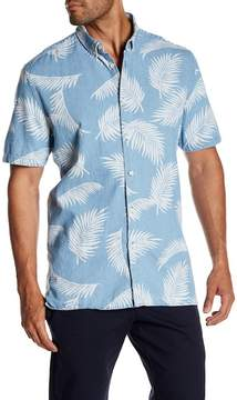Barney Cools Bahamas Short Sleeve Pattern Regular Fit Shirt
