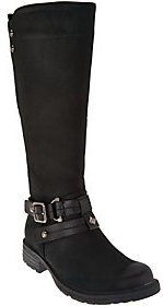 Earth Leather Tall Shaft Boots - Sierra