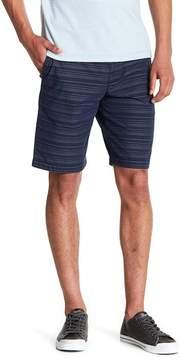Original Penguin Varigated Stripe Shorts