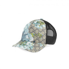 Gucci GG Blooms baseball hat