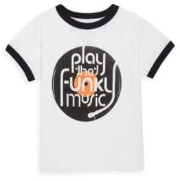 Rowdy Sprout Toddler's, Little Boy's & Boy's Play that Funky Cotton Tee
