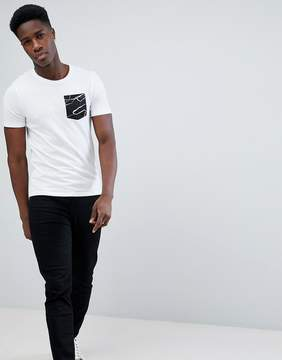 ONLY & SONS T-Shirt With Contrast Pocket