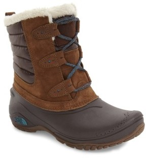 The North Face Women's Shellista Ii Waterproof Boot