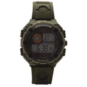 Timex Men's Expedition T49981DH Green/Camo/Black Digital Sport Watch