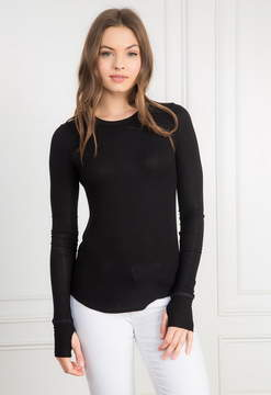 Feel The Piece Aida Long Sleeve Tee