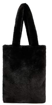 Forever 21 Faux Fur Tote