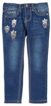 Vigoss Little Girl's Shooting Star Jeans