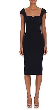 Zac Posen Women's Crepe Sleeveless Sheath Dress