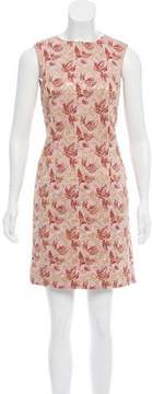 Rodarte Brocade Shift Dress