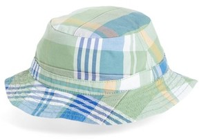Tucker + Tate Infant Boy's Reversible Bucket Hat - Green
