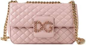 Dolce & Gabbana Matelasse Shoulder Bag