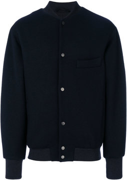 Lemaire button up bomber jacket