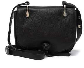 Elizabeth and James Zoe Leather Saddle Bag
