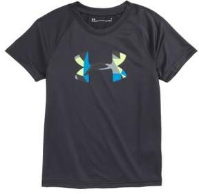 Under Armour Toddler Boy's Geo Cache Graphic Heatgear T-Shirt