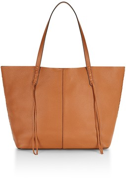 Rebecca Minkoff Medium Unlined Tote With Whipstitch - ONE COLOR - STYLE