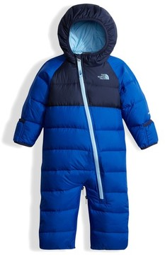 The North Face Infant Boy's Lil' Snuggler Water Resistant Down Bunting