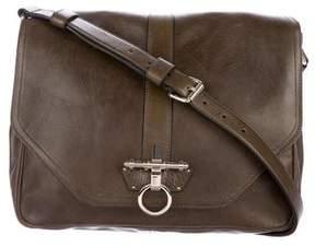 Givenchy Obsedia Leather Messenger Bag