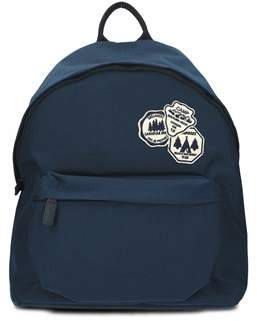 DSQUARED2 Men's Blue Polyamide Backpack.