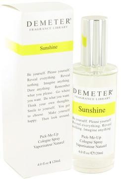 Demeter Sunshine Cologne Spray for Women (4 oz/118 ml)