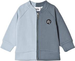 Molo Blue Mirage David Sweat Shirt
