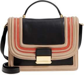 Dries Van Noten Small Square Top Handle Handbag