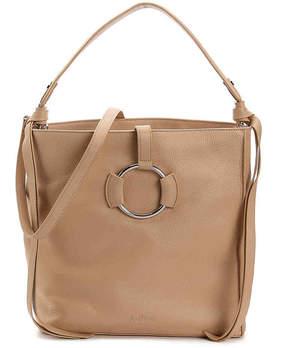 Sam Edelman Jaelyn Leather Shoulder Bag - Women's