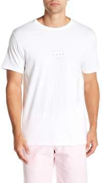 Billabong Short Sleeve Logo Print Tailored Fit Tee