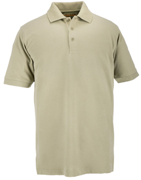 5.11 Tactical Men's Short Sleeve Tall Professional Polo