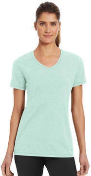 Champion Sleeveless V Neck T-Shirt-Womens