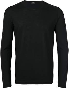 Jil Sander crew neck knitted sweater