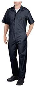 Dickies Men's Short Sleeve Coverall Short.