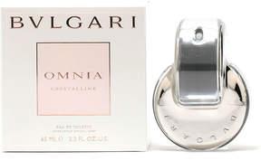 Bvlgari Omnia Crystalline Eau de Toilette, 2.2 fl. oz.