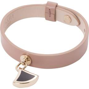 Bulgari Diva's Dream leather bracelet