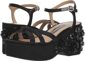 Marc Jacobs Callie Embellished Wedge Sandal
