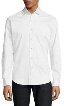 Robert Graham Luther Bengal Stiped Shirt