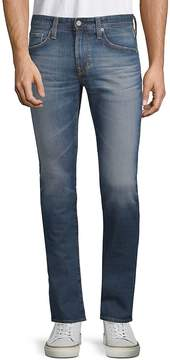 AG Adriano Goldschmied Men's Washed Jeans