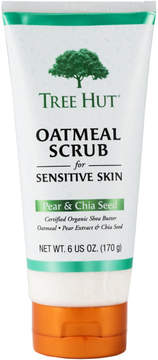 Tree Hut Pear & Chia Seed Oatmeal Scrub