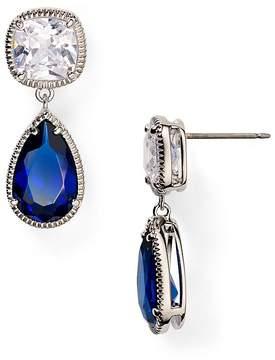 Carolee Uptown Girl Double Drop Earrings