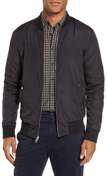 BOSS ORANGE Men's Ztraight Reversible Bomber Jacket