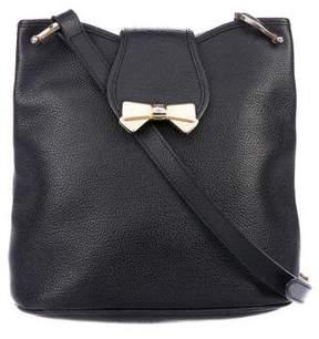 Nina Ricci Grained Leather Crossbody Bag
