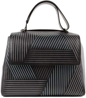 Orciani Spa Stitched Tote