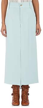 Chloé Women's Pleated Cady Culottes