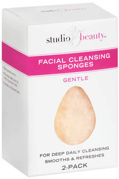 Studio 35 Beauty Facial Cleansing Sponges