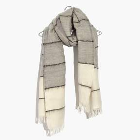 Madewell Brushed Plaid Scarf