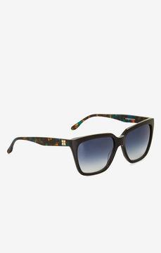 BCBGMAXAZRIA Provoke Rectangle Sunglasses