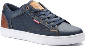 Levi's Jeffrey 501 Denim Men's Sneakers